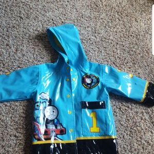 Thomas Raincoat